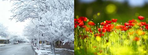 Inverno, estate