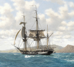hms-beagle-in-the-galapagos-by-john-chancellor_l