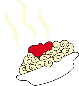 L'algoritmo della pasta!