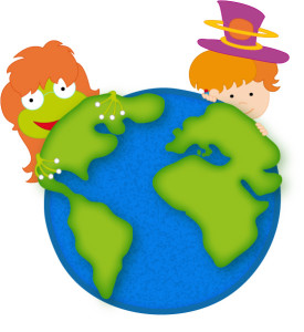Happy Earth Day by Chescienza!